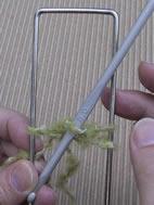 Technique du crochet � la fourche 13