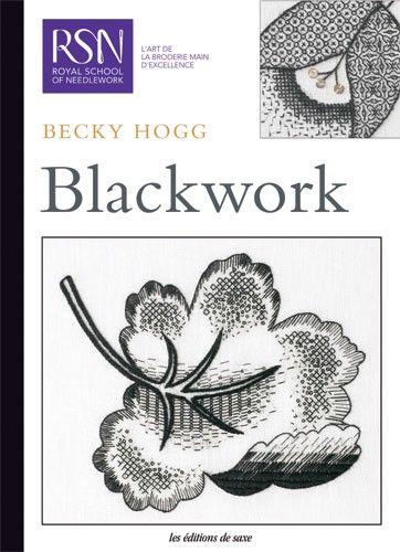 blackwork editions de saxe jeu de mailles. Black Bedroom Furniture Sets. Home Design Ideas