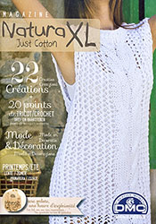 Catalogue DMC Natura XL Just Cotton - Printemps-Eté