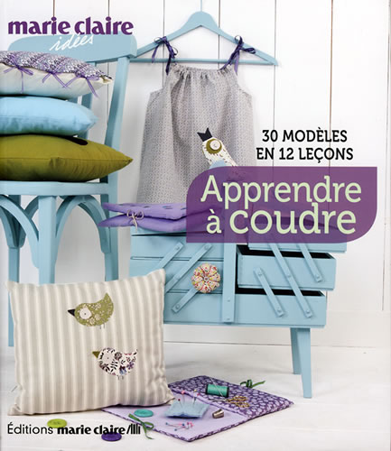 apprendre coudre marie claire id es jeu de mailles. Black Bedroom Furniture Sets. Home Design Ideas