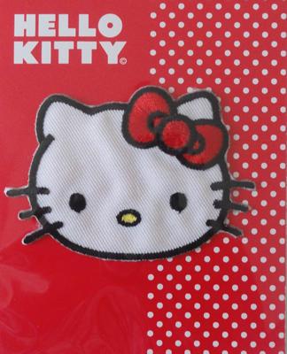 Motif hello kitty jeu de mailles - Tete hello kitty ...