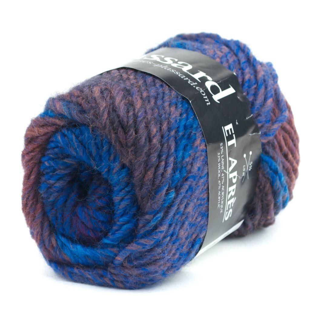 comment tricoter apres les mailles
