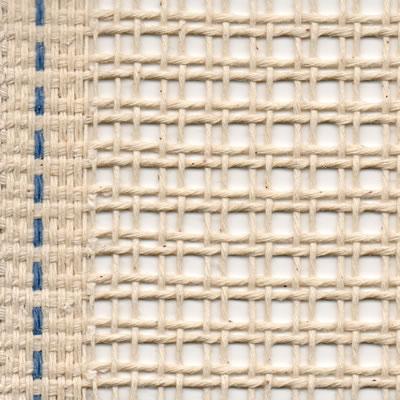 Canevas vierge smyrnalaine pour tapis point nou jeu de mailles - Toile antiderapante pour tapis ...