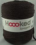 Hoooked Zpagetti - Bobine de 120 m environ - Brown