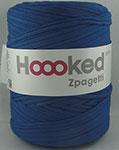 Hoooked Zpagetti - Bobine de 120 m environ - Dark Blue