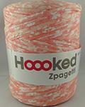 Hoooked Zpagetti - Bobine de 120 m environ - Mix Pink