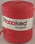 Hoooked Zpagetti - Bobine de 120 m environ - Pink red
