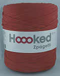 Hoooked Zpagetti - Bobine de 120 m environ - Red