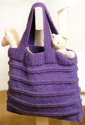 Id e cadeau apprendre tricoter le tricot c 39 est facile - Modele sac a main a faire soi meme ...