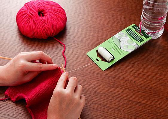 fil de laine elastique clover jeu de mailles. Black Bedroom Furniture Sets. Home Design Ideas
