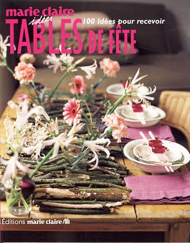 Marie claire id es tables de f te id es pour recevoir - Idee repas pour recevoir ...
