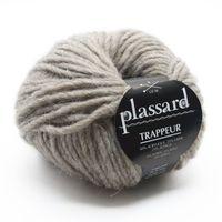 Plassard Trappeur - Pelote de 50 gr - Coloris 30