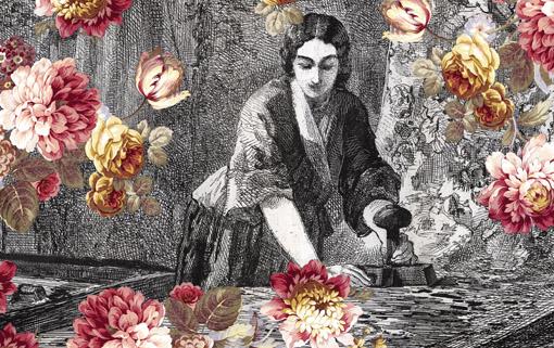 histoires de femmes la femme dans le textile de la seconde moiti du 18 me si cle nos jours. Black Bedroom Furniture Sets. Home Design Ideas