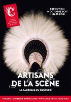 Exposition Artisans de la scène, du 14 octobre 2017 au 11 mars 2018 au Centre national du costume de scène à Moulins
