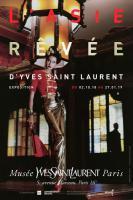 L'Asie rêvée d'Yves Saint Laurent, Musée Yves Saint Laurent Paris du 2 octobre 2018 au 27 janvier 2019