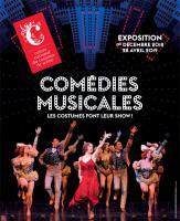 Exposition Comédies musicales, les costumes font leur show ! du 1er décembre 2018 au 28 avril 2019 au Centre national du costume de scène à Moulins