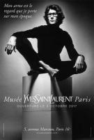 Parcours inaugural, Musée Yves Saint Laurent Paris du 03 octobre 2017 au 09 septembre 2018