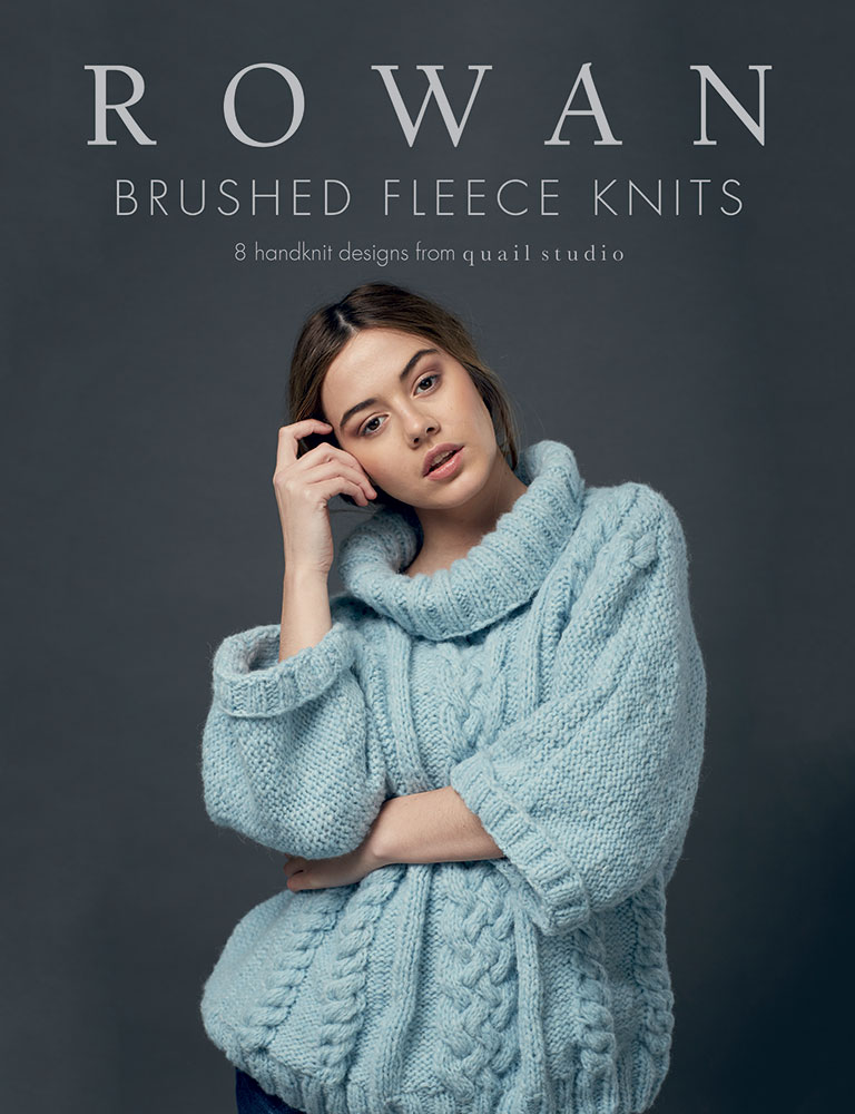 Modèles du catalogue Rowan Brushed Fleece Knits
