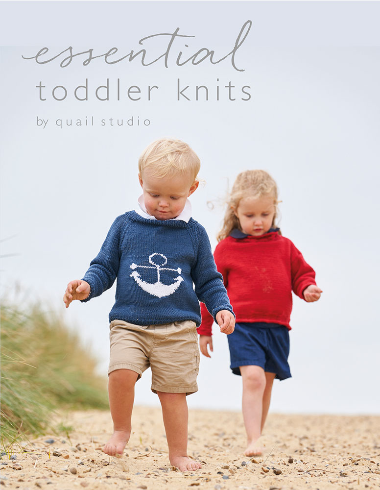 Modèles du catalogue Rowan Essential Toddler Knits