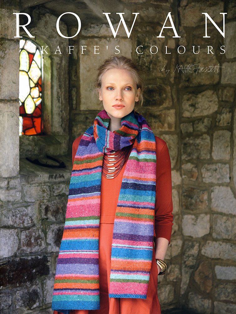 Modèles du catalogue Rowan Kaffe's Colours by Kaffe Fassett