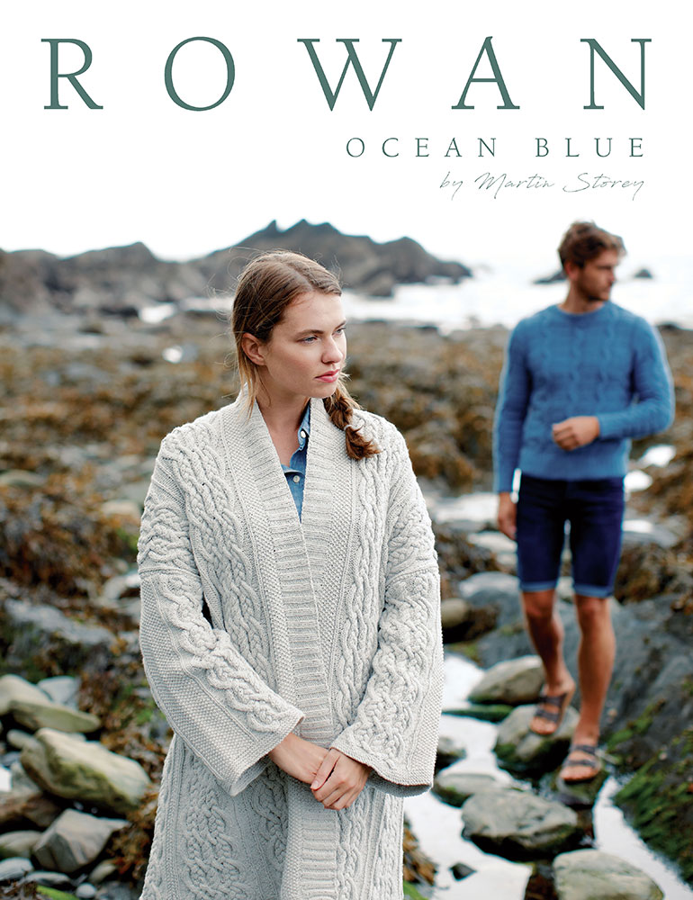 Modèles du catalogue Rowan Ocean Blue