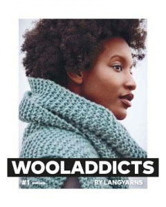 Modèles du catalogue WoolAddicts by Lang Yarns n°1
