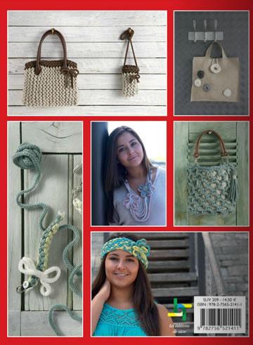 Accessoires en tricotin , Editions de saxe