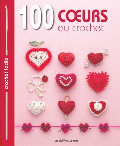 100 c urs au crochet editions de saxe jeu de mailles - Edition de saxe ...