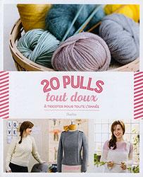 20 pulls tout doux à tricoter pour toute l'année  - Mango