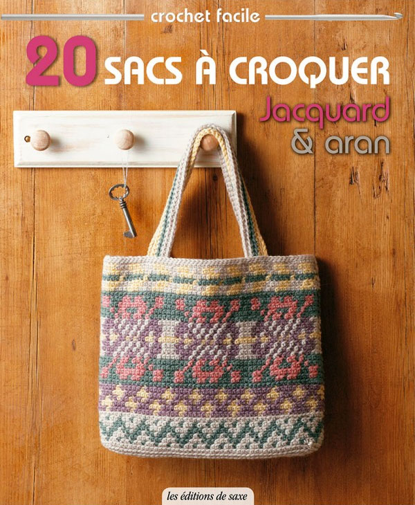 20 sacs croquer jacquard aran editions de saxe jeu - Edition de saxe ...