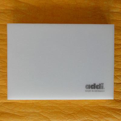 addiquick plaque en mousse pour feutrage jeu de mailles. Black Bedroom Furniture Sets. Home Design Ideas