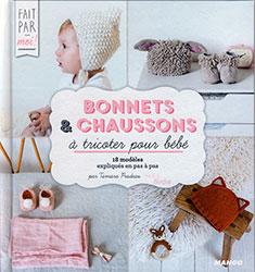 Bonnets & chaussons à tricoter pour bébé - Mango