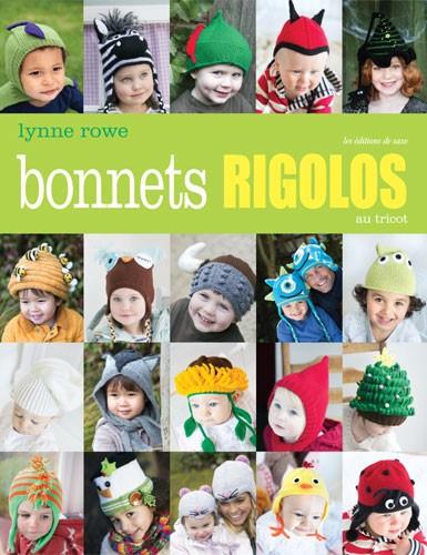 1003e204321f Bonnets rigolos au tricot - Editions de saxe   Jeu de mailles
