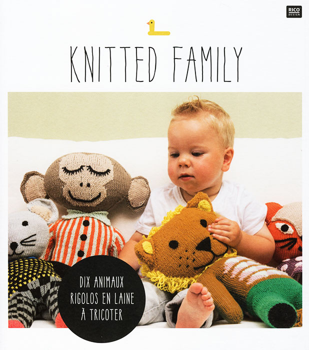 Catalogue Knitted Family - Rico Design