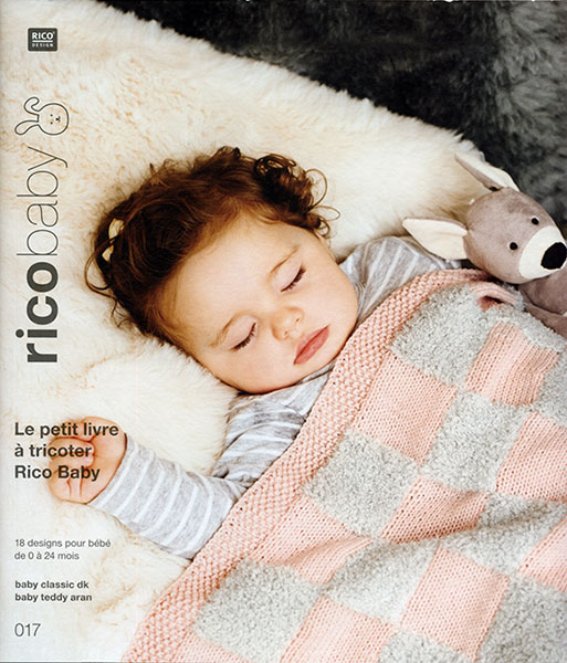 Catalogue Rico Baby 017 - Rico Design