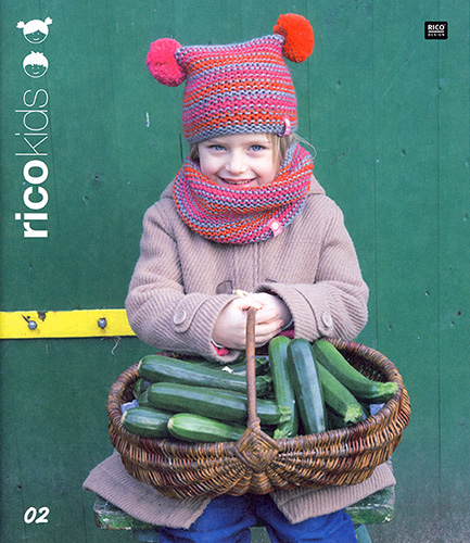 Catalogue Rico Kids 02 - Rico Design
