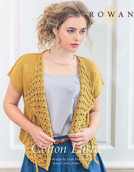 Catalogue Rowan Cotton Lustre
