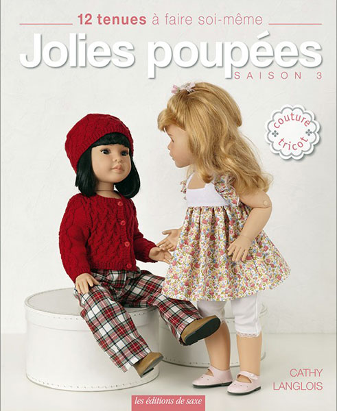 jolies poup es saison 3 editions de saxe jeu de mailles. Black Bedroom Furniture Sets. Home Design Ideas