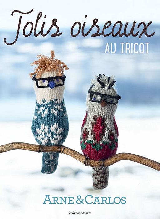 jolis oiseaux au tricot editions de saxe jeu de mailles. Black Bedroom Furniture Sets. Home Design Ideas