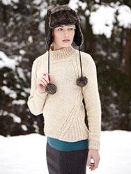 Kit à tricoter Rowan Pull Ewden