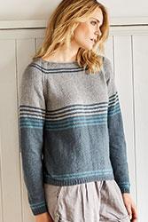 Kit à tricoter Rowan Pull Lantic en Softyak Dk