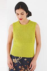 Kit à tricoter Debbie Bliss Margarita en Sita