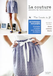 La couture, Secrets de fabrication - Hachette