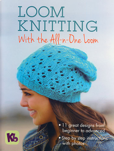 LIvre Loom Knitting with the All-n-One Loom - Knittingboard