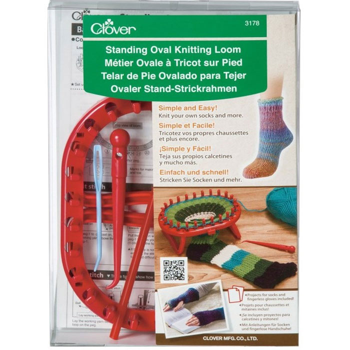 prym sock loom instructions