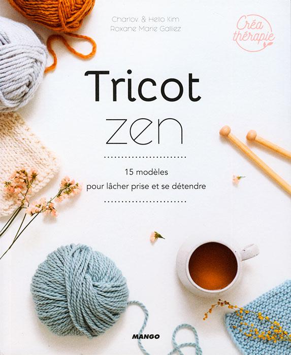 tricot zen 15 mod les pour l cher prise et se d tendre mango jeu de mailles. Black Bedroom Furniture Sets. Home Design Ideas