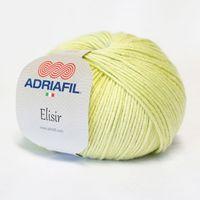 Adriafil Elisir - Pelote de 50 gr - 32 vert citron