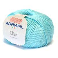 Adriafil Elisir - Pelote de 50 gr - 33 vert eau