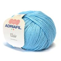 Adriafil Elisir - Pelote de 50 gr - 35 turquoise