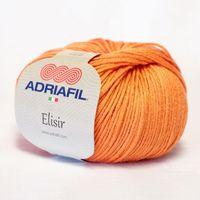 Adriafil Elisir - Pelote de 50 gr - 37 orange